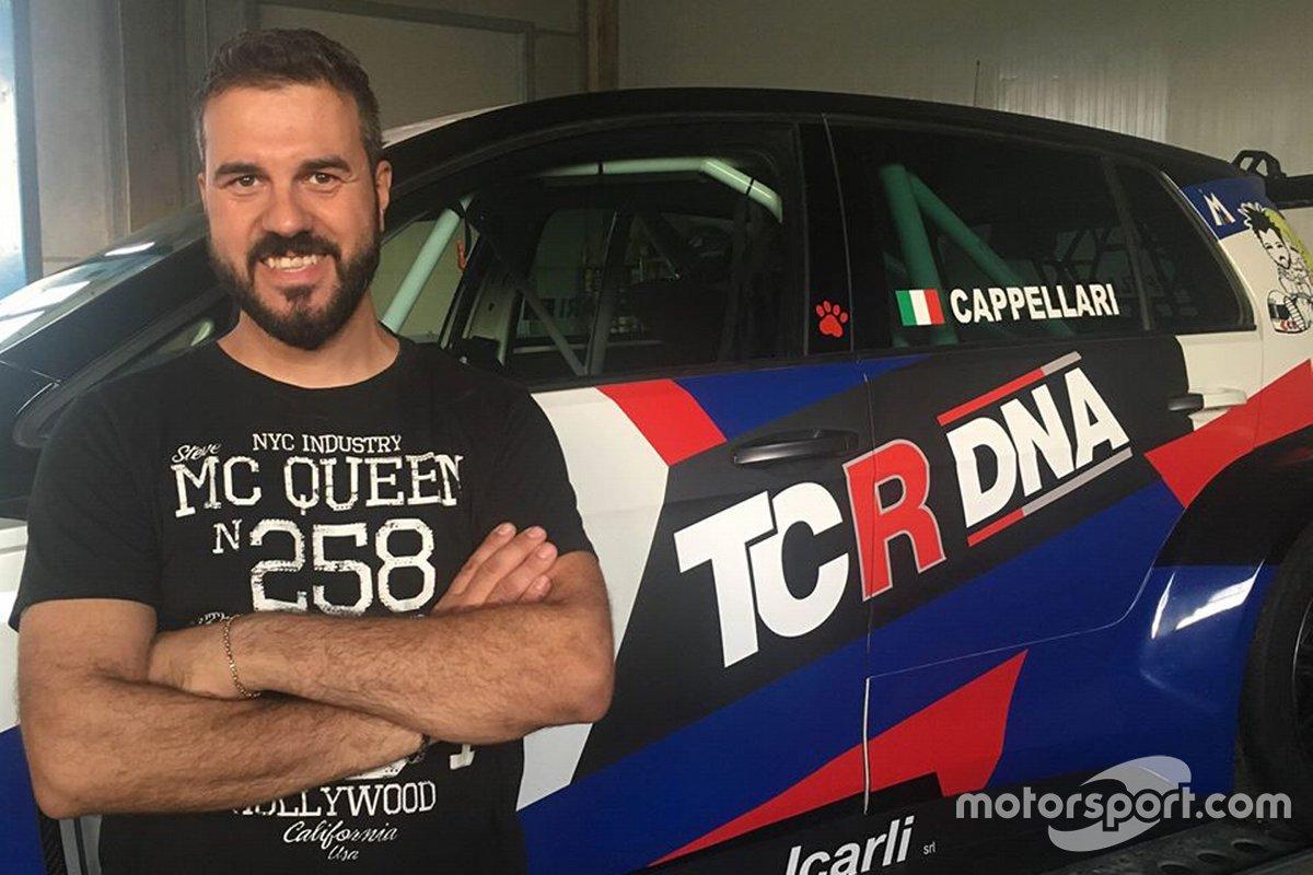 Daniele Cappellari, CRC