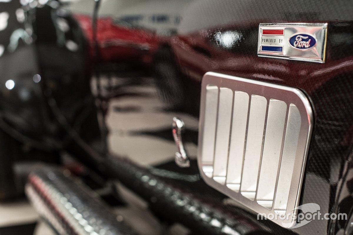 Detalhe do Ford