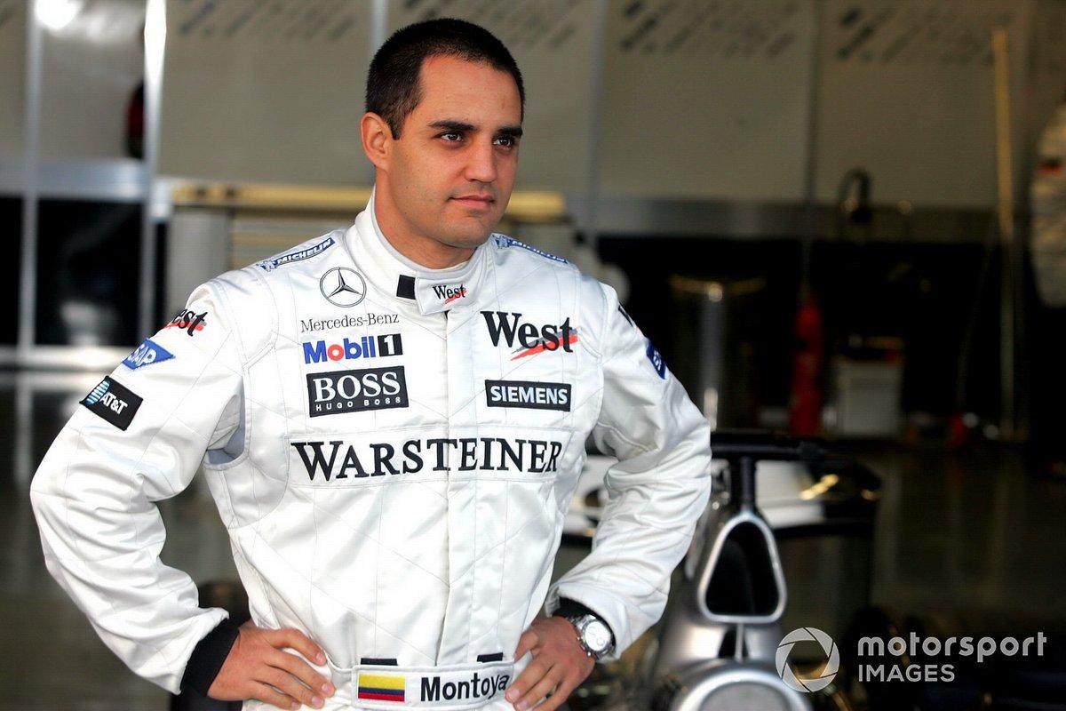 Juan Pablo Montoya (McLaren)