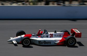 1. Al Unser Jr., Penske-Mercedes PC23