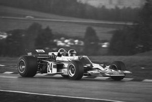 Emerson Fittipaldi, Lotus 72C Ford