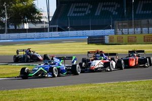Cameron Das, Carlin, David Schumacher, Charouz Racing System and Bent Viscaal, MP Motorsport