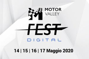 Logo Motor Valley Fest 2020