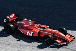Gabby Chaves, Dallara T12, Hyundai Team