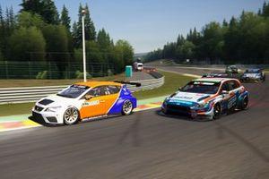 Mikel Azcona, PCR Sport, Cupra TCR, Daniel Nagy, BRC Racing Team, Hyundai i30 N TCR