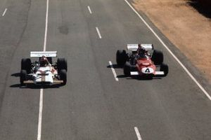 Jo Siffert, British Racing Motors P153, Jacky Ickx, Ferrari 312B