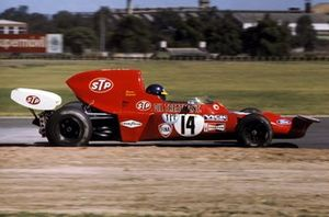 Ronnie Peterson, March 721 Ford, GP d'Argentina del 1972