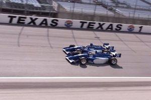 Damien Faulkner y Townsend Bell, Dorricott Racing