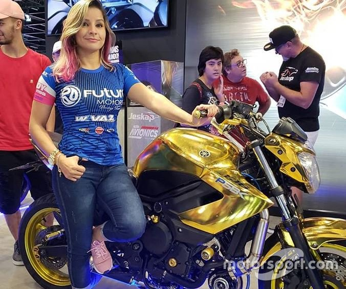 "Indiana ""Indy"" Muñoz - Superbike Goiás"