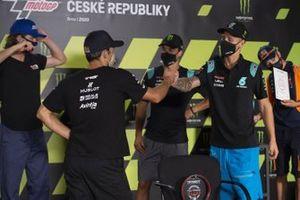 Fabio Quartararo, Petronas Yamaha SRT, Johann Zarco, Avintia Racing