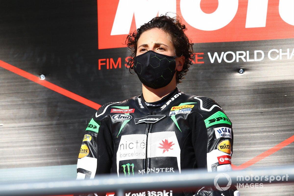 Ana Carrasco, Kawasaki Provec WorldSSP300