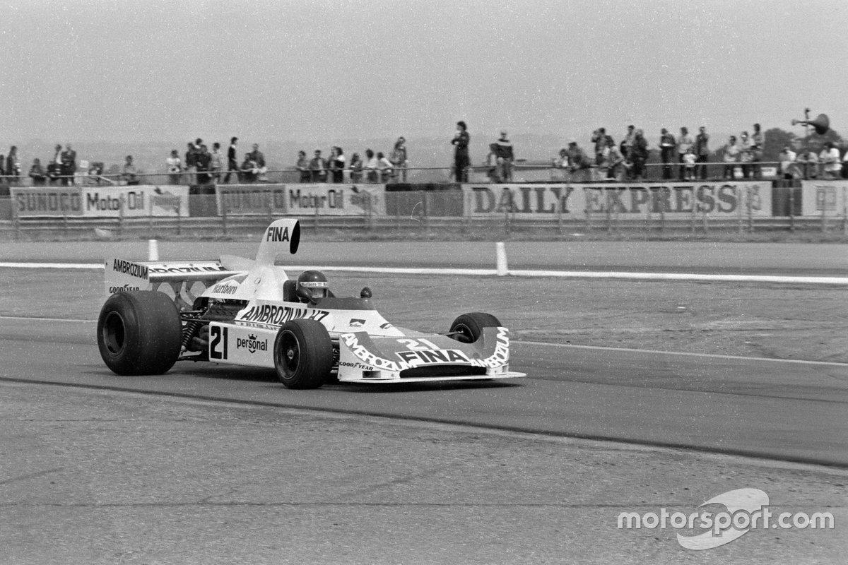 Jacques Laffite, Williams FW04