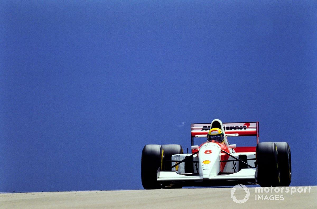 4. Ayrton Senna