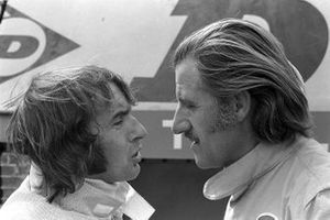 Jackie Stewart, Tyrrell, Graham Hill, Brabham, GP di Gran Bretagna del 1971