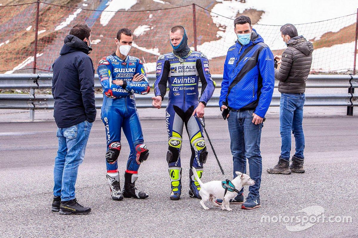 Alex Rins, Team Suzuki MotoGP, Tito Rabat, Avintia Racing
