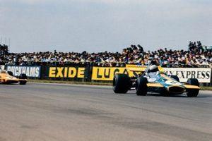 Tim Schenken, Brabham BT33, Denny Hulme, McLaren M19A
