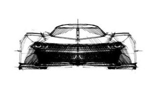 Shadow Racing Cars Hypercar