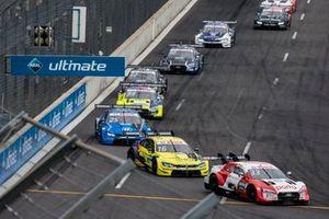René Rast, Audi Sport Team Rosberg, Audi RS 5 DTM, Timo Glock, BMW Team RMG, BMW M4 DTM, Philipp Eng, BMW Team RBM, BMW M4 DTM