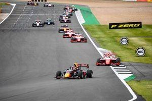 Liam Lawson, Hitech Grand Prix and Logan Sargeant, Prema Racing