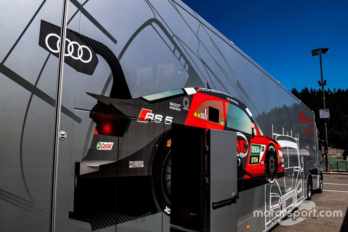 Audi Sport Team Phoenix Truck