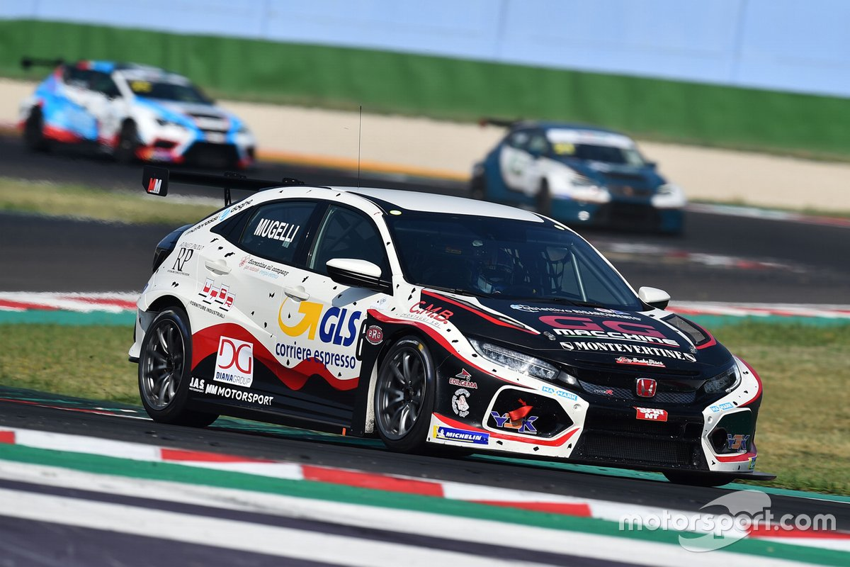 Max Mugelli, MM Motorsport, Honda Civic Type R TCR