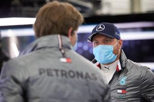 Валттери Боттас, Mercedes AMG