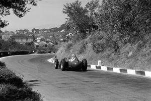 Luigi Musso, Ferrari D50