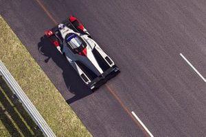 #8 Toyota Gazoo Racing Oreca 07 LMP2: Sébastien Buemi, Brendon Hartley, Kenta Yamashita, Yuri Kasdorp