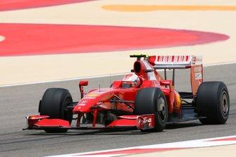 Kimi Raikkonen, Ferrari F2009