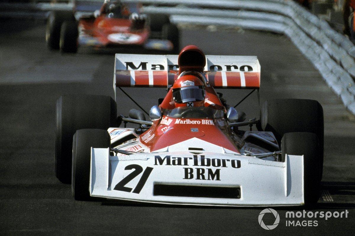 6-е место. Гран При Монако 1973 года