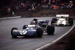 Francois Cevert, Tyrrell 002 Ford, George Eaton, British Racing Motors P160, GP del Canada del 1971