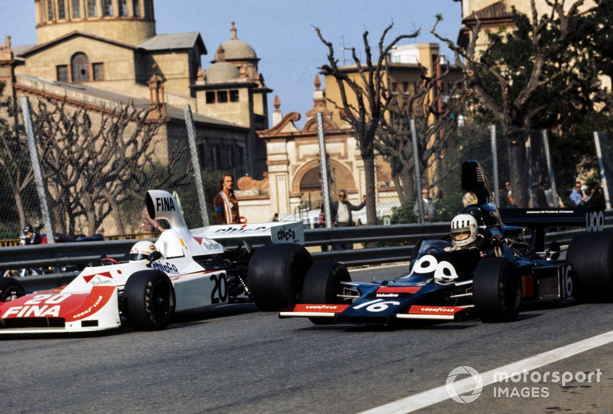 Tom Pryce, Shadow DN5 Ford, Arturo Merzario, Williams FW01 Ford