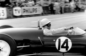 Stirling Moss, Lotus 18/21-Climax