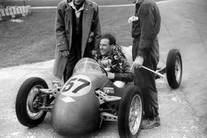 Ganador Stirling Moss, Kieft-Norton 500
