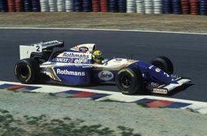 Ayrton Senna, Williams FW16