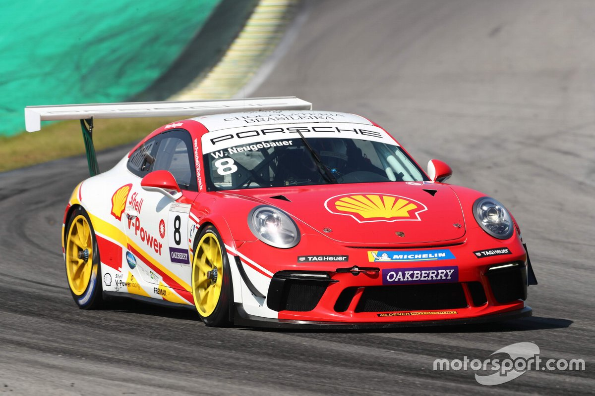 Porsche Cup Brasil: Werner Neugebauer