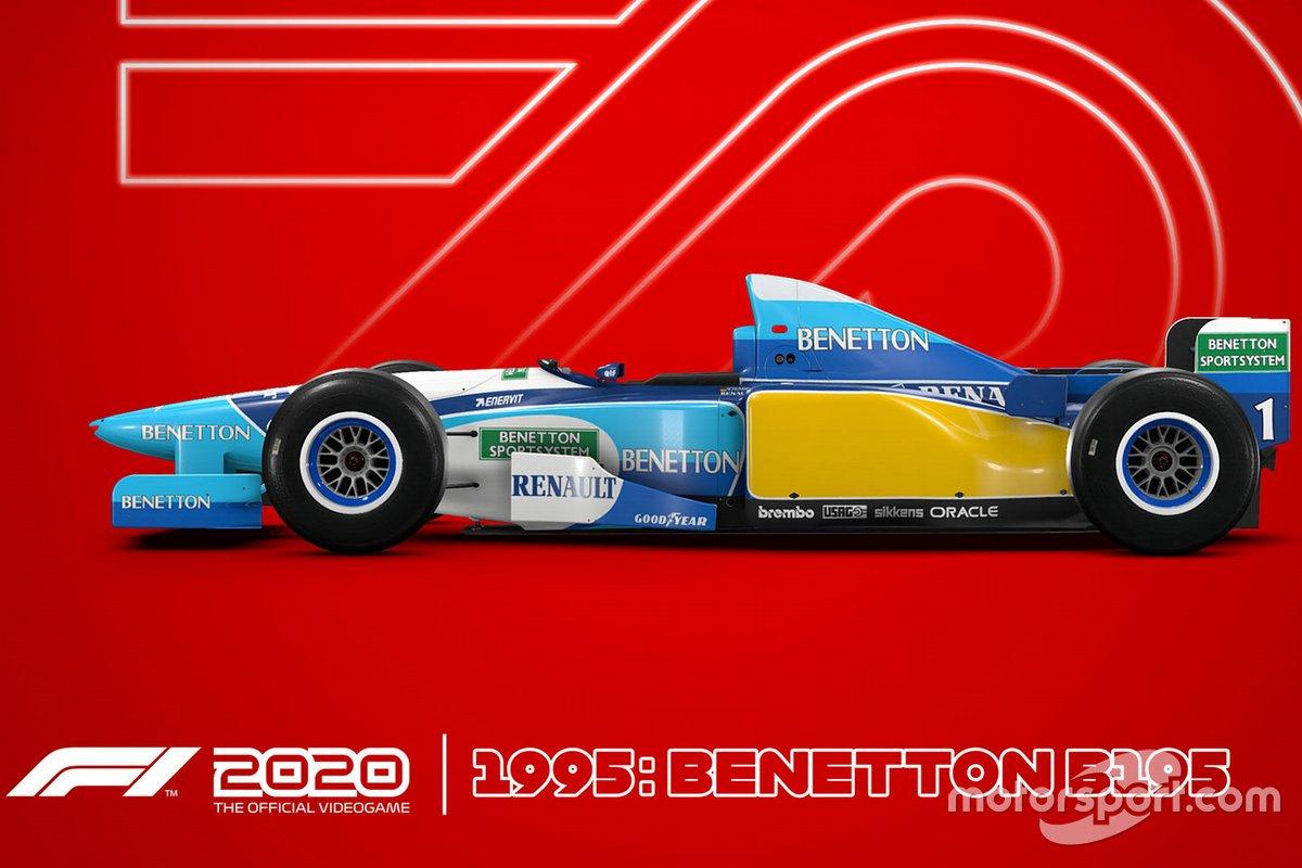Benetton 1995