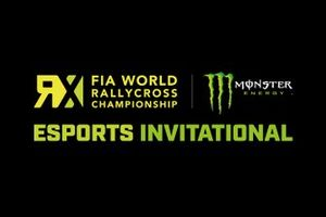 World RX Esports Invitaitonal logo