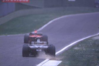 Mika Hakkinen, McLaren MP4/15 Mercedes