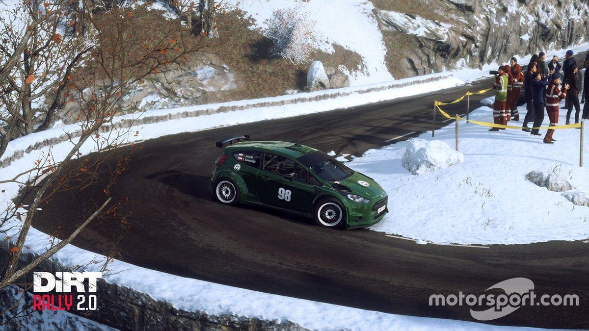 Trening C Motorsport.com Polska BGM Cup Rajd Monte Carlo
