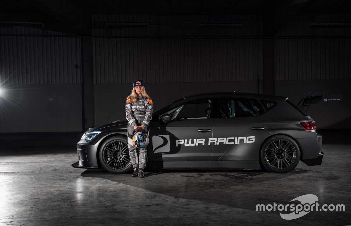 Mikaela Åhlin-Kottulinsky, Cupra PWR001, PWR Racing