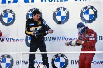 Ayrton Senna, Lotus, Nigel Mansell, Williams