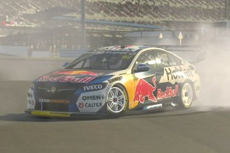 Race 3 winner Shane van Gisbergen, Triple Eight Race Engineering