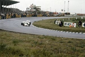 Howden Ganley, BRM P160, Jo Siffert, BRM P160