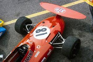 Nanni Galli, March 711 Ford, GP d'Olanda del 1971