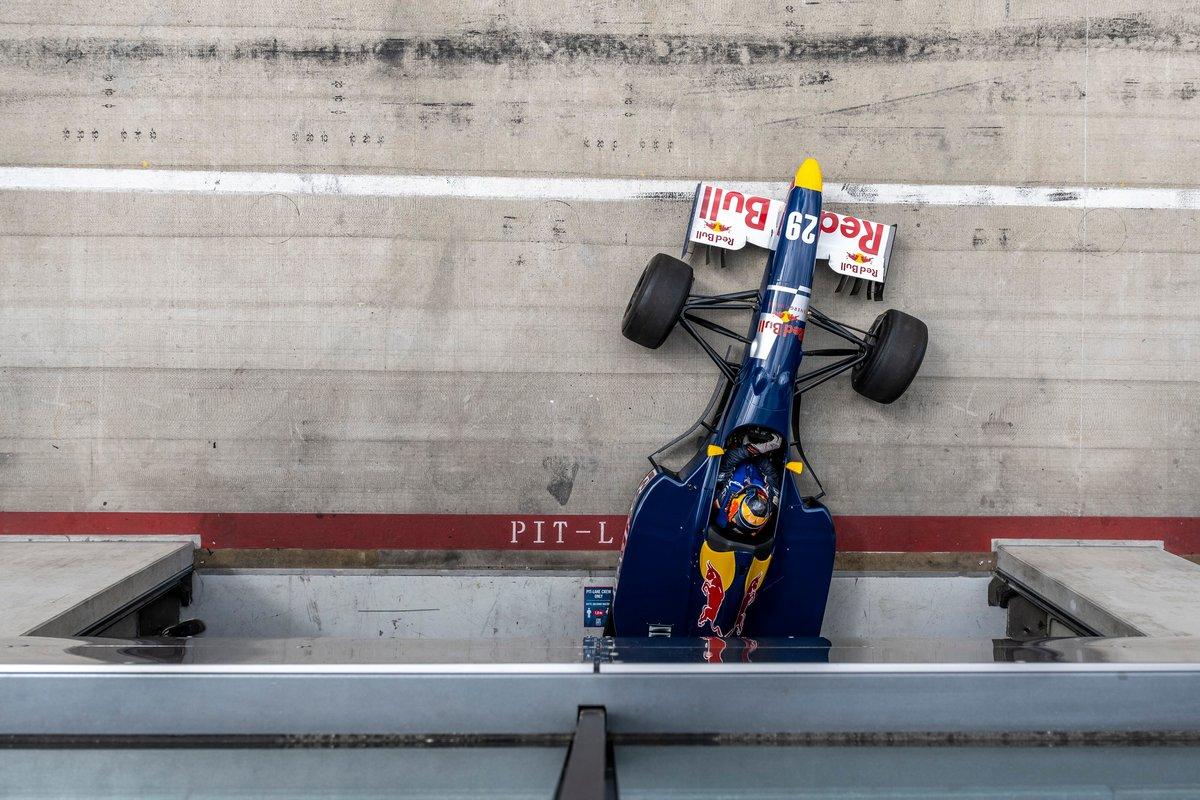Un F1 de Sauber