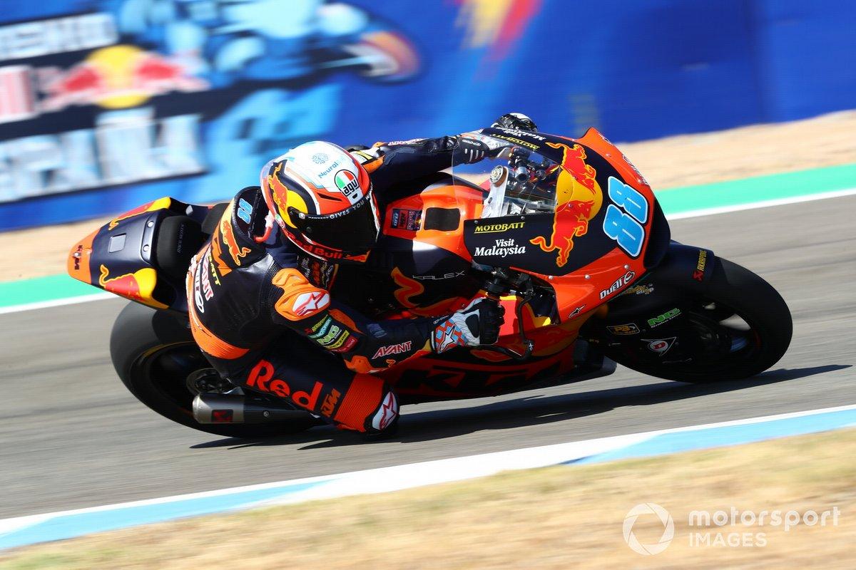 Jorge Martin, Red Bull KTM Ajo, Red Bull KTM Ajo