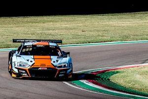 #33 Team WRT Audi R8 LMS GT3: Rik Breukers, Benjamin Goethe, Stuart Hall