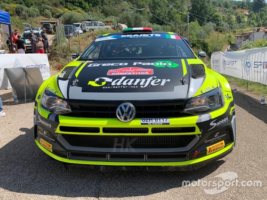 Giandomenico Basso, Lorenzo Granai, Volkswagen Polo GTI R5