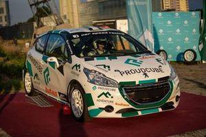 Adam Wrocławski, Marek Dobrowolski, Peugeot 208 VTi R2